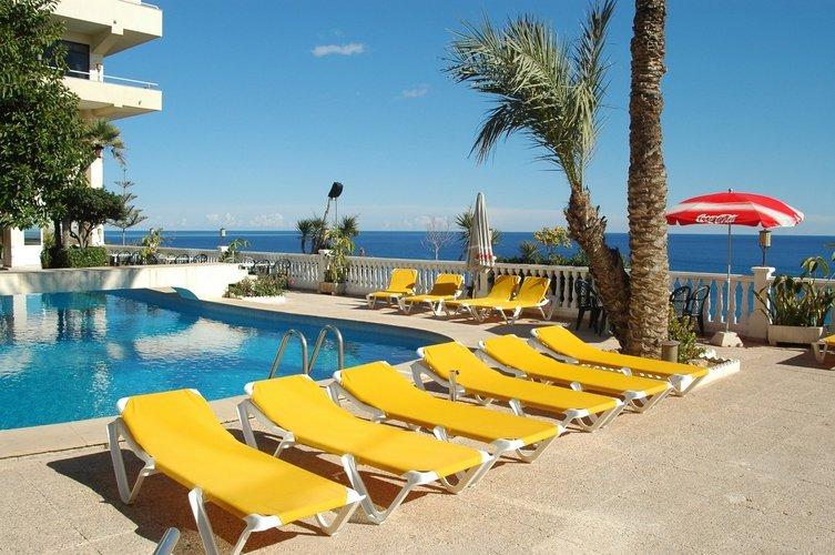 Solarium Masa Internacional Hotel Torrevieja, Alicante