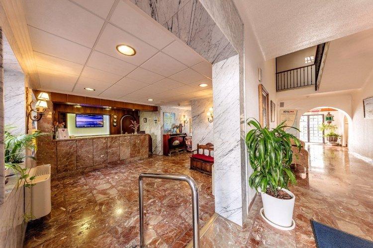 Empfangshalle Masa Internacional Hotel Torrevieja, Alicante