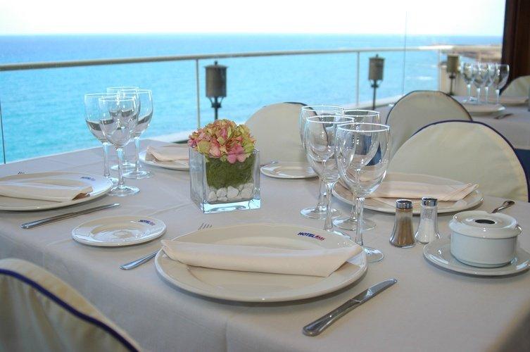 Restaurant masa internacional hotel torrevieja, alicante