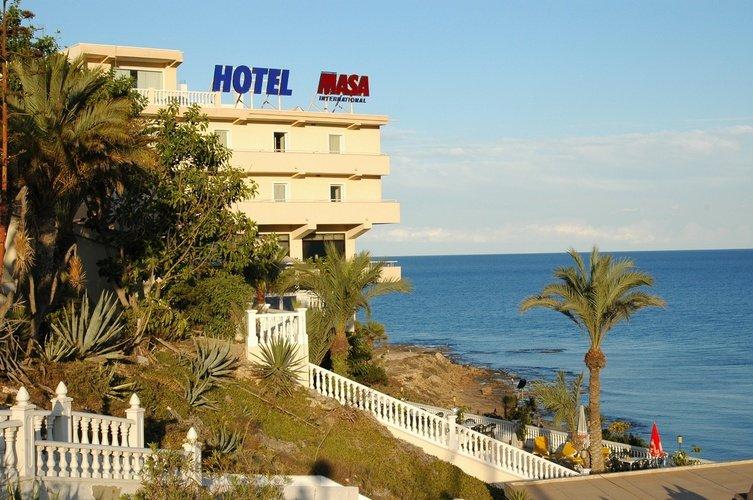 Außen Masa Internacional Hotel Torrevieja, Alicante