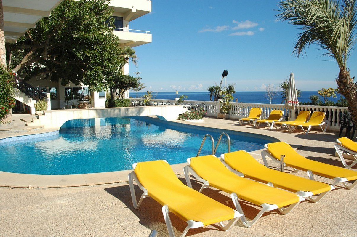 Enjoy the weather and the beautiful views Masa Internacional Hotel Torrevieja, Alicante