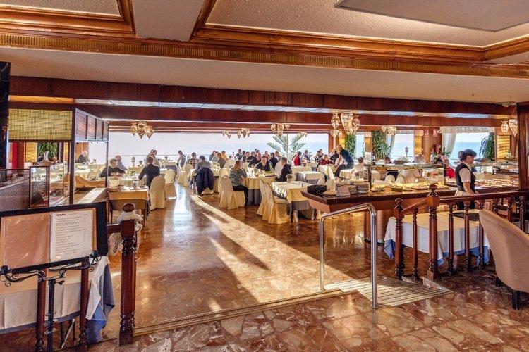 Ресторан hotel masa internacional torrevieja, alicante